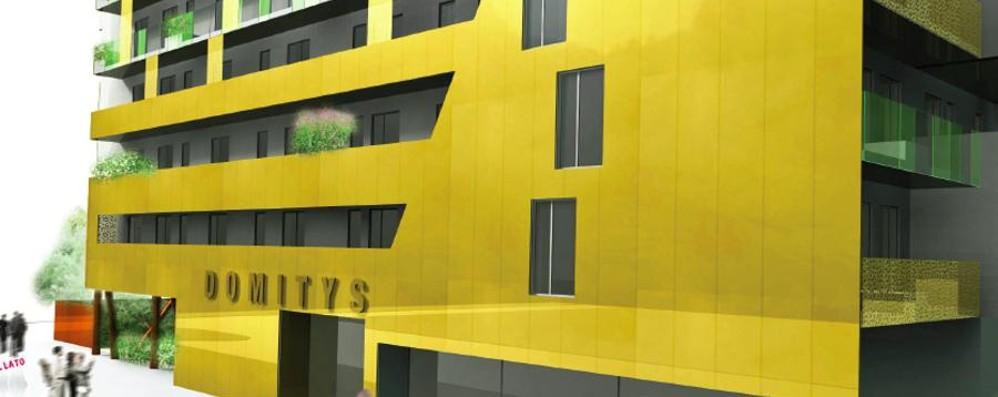 Residenze per anziani all'ex Cesalpinia Con l'Immobiliare Percassi case con spa