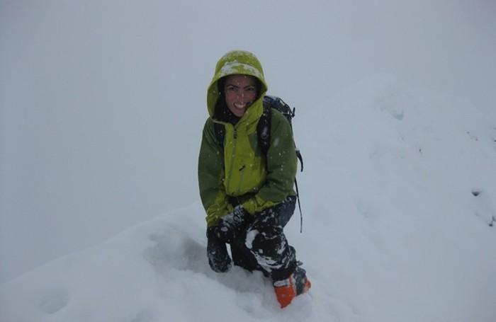 Annalisa Fioretti, medico e alpinista