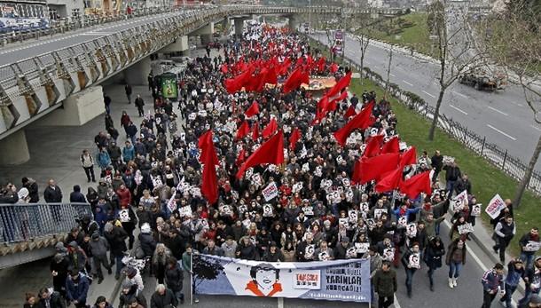 Turchia:assolti 26 portavoce Gezi Park