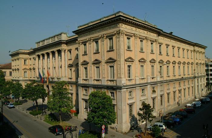 Il palazzo della Provincia