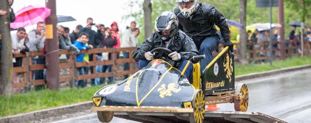 Soap Box Rally il 12 aprile  È l'edizione dei 60 anni