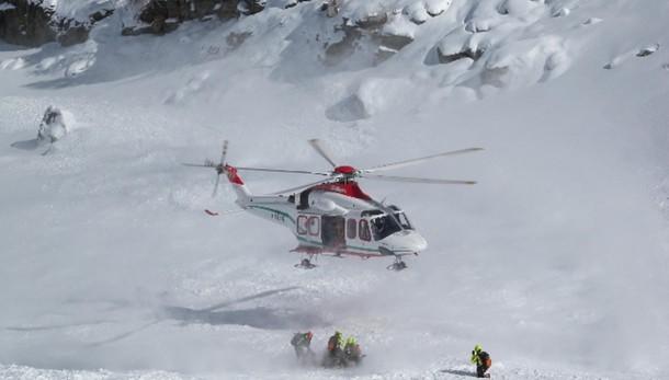 Val Formazza,morti scialpinisti dispersi