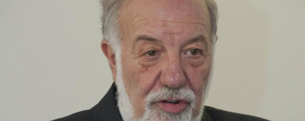 Amadeo rinviato a giudizio Peculato, processo tra 10 mesi