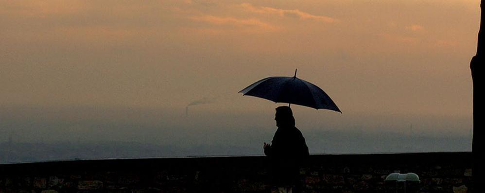 Ancora pioggia e tempo variabile E il caldo tocca solo il Sud
