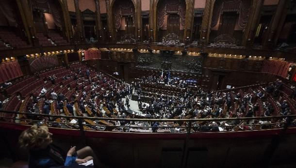 Italicum: voto finale lunedì sera