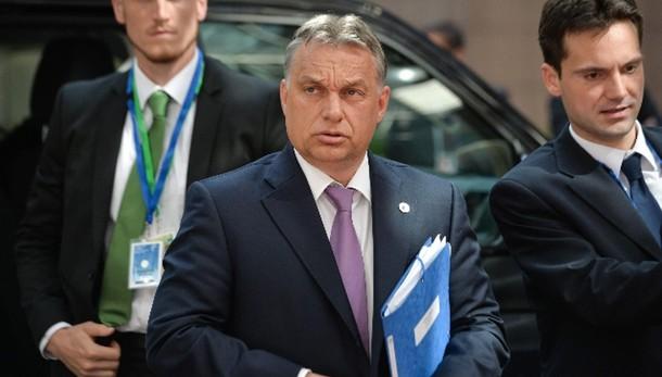 Orban assicura, nessun piano pena morte
