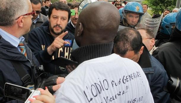 Salvini, che dice Renzi di dati Istat?
