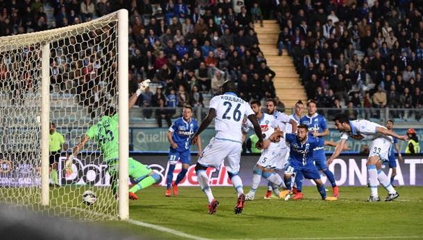 Serie A: Empoli-Napoli 4-2