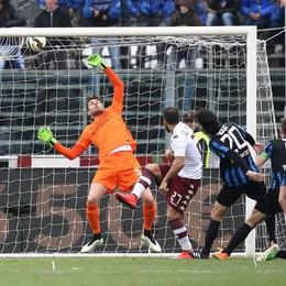 Il raddoppio del Torino con Glik al 39' st