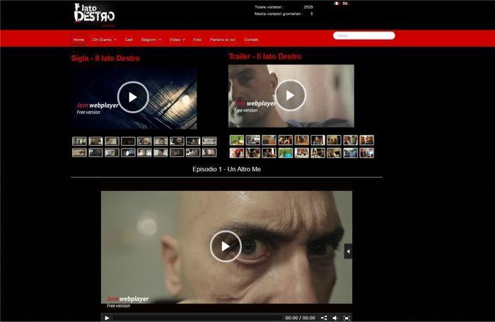 Il sito de «Il lato destro»