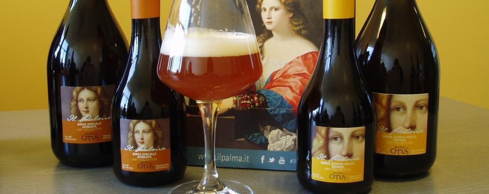 Nuovo birrificio Otus a Seriate Si parte con la Birra del Palma