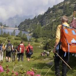 11. Che noia la montagna: panorami piatti e pochi itinerari - Laghi Gemelli