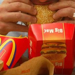 Nell'hamburger di McDonald's l'insalata è made in Bergamo