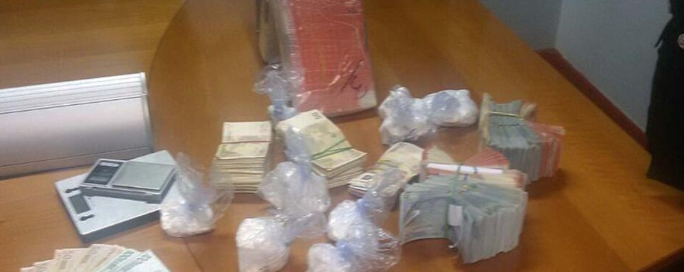 Sequestrati sei chili di cocaina In manette due grossisti dello spaccio