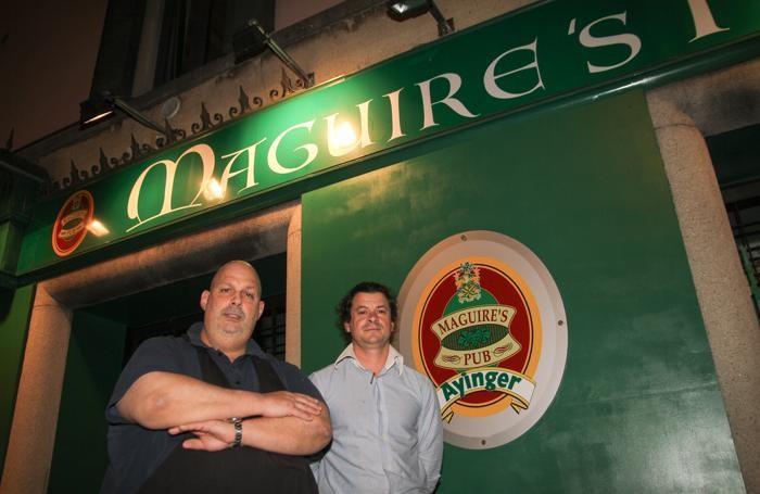 Parma con il barman Sergio