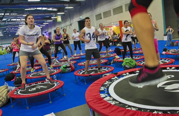 Fitness in fiera