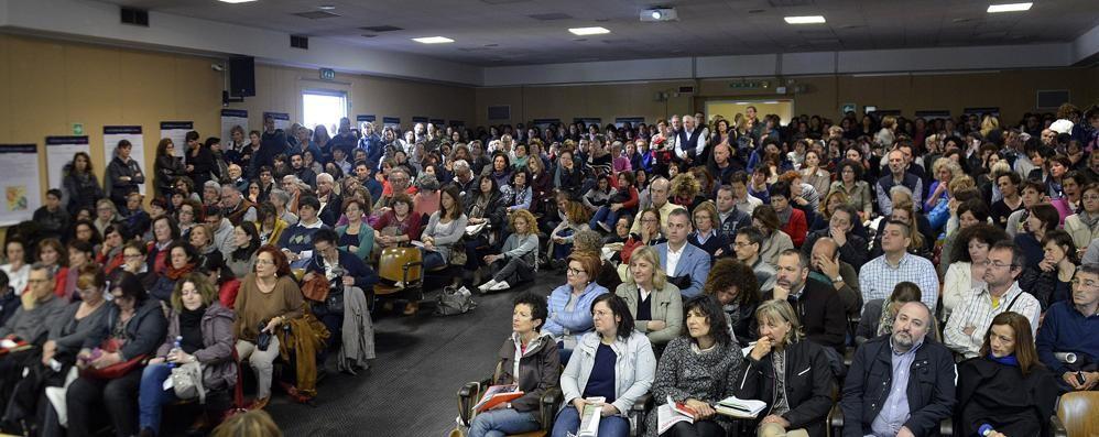 Il 5 maggio sciopero della scuola 500 insegnanti all'assemblea