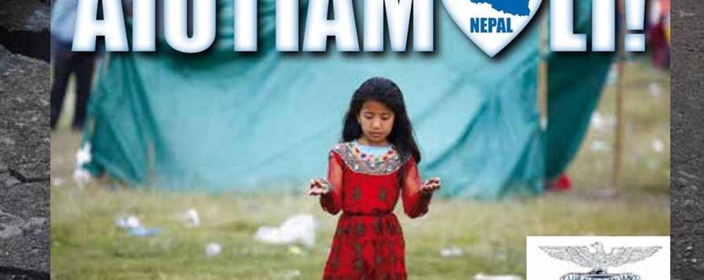 Il Cai a sostegno del Nepal Un aiuto anche dallo sport e dalla moda