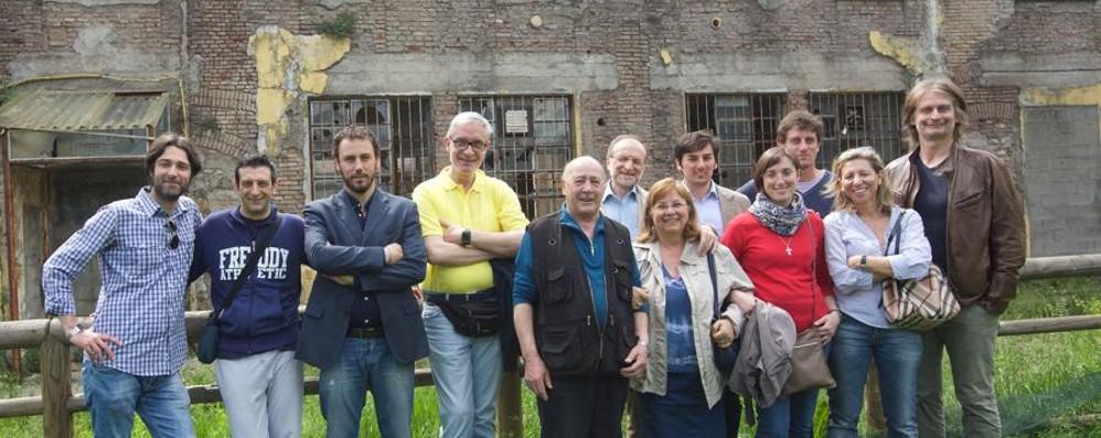 Carnovali: un viale alberato come sogno Da oggi L'Eco è a San Tomaso de'  Calvi