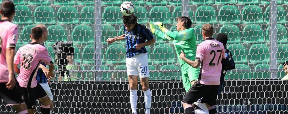 Biava il migliore contro il Palermo Battuta la concorrenza di Gomez