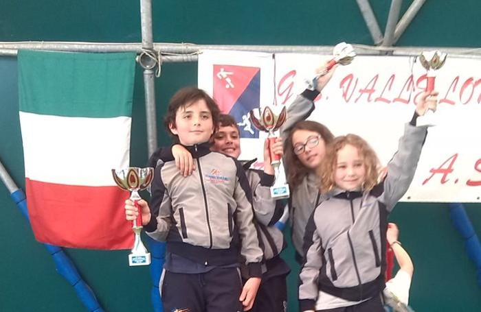 Marco Locatelli & Niccolò Gionfriddo e Susanna Massa & Claudia Accardi