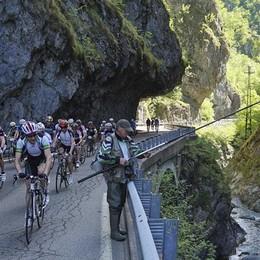 Ciclismo e valle per il turismo