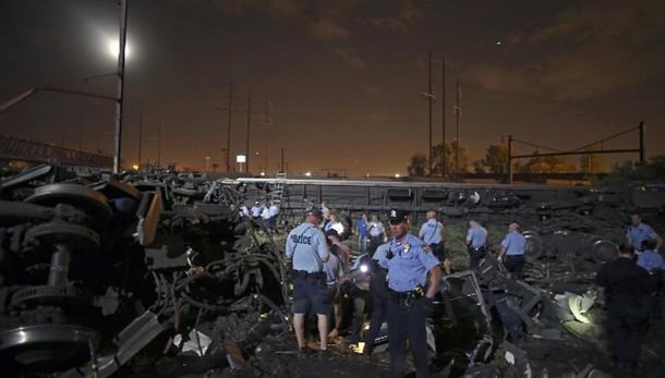 Usa, deraglia treno: 5 morti e 50 feriti