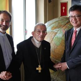 Anche la Corea sosterrà il restauro del mappamondo di Papa Giovanni