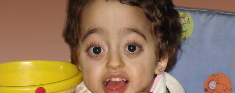 Ardesio piange la piccola Giulia Stroncata da un male rarissimo