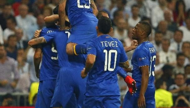 Calcio: Morata, 'sono giocatore Juve