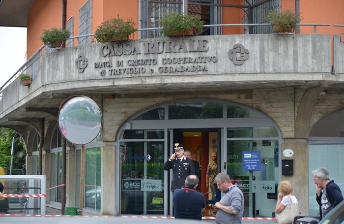 La Cassa rurale di Treviglio a Ciserano