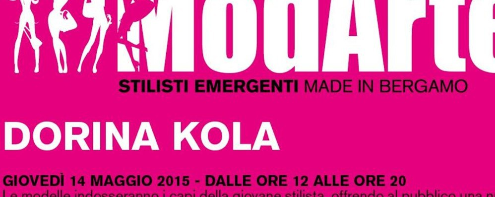 Expo passando per la moda Laura Natali punta su Dorina Kola