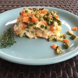 Lasagnette alle verdure Per vegetariani, e non solo