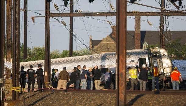 Usa: italiano fra morti treno deragliato