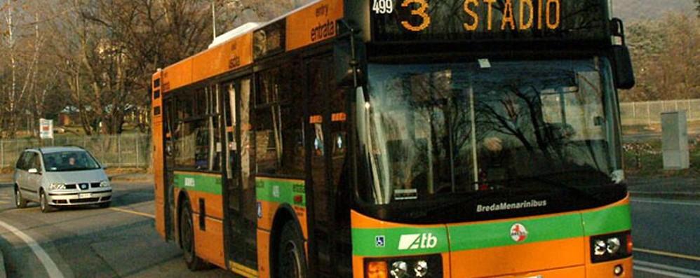 Domenica c'è Atalanta-Genoa Cambiano i percorsi dei bus