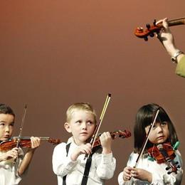 Le scuole le suonano a tutti Lunedì una gran concerto