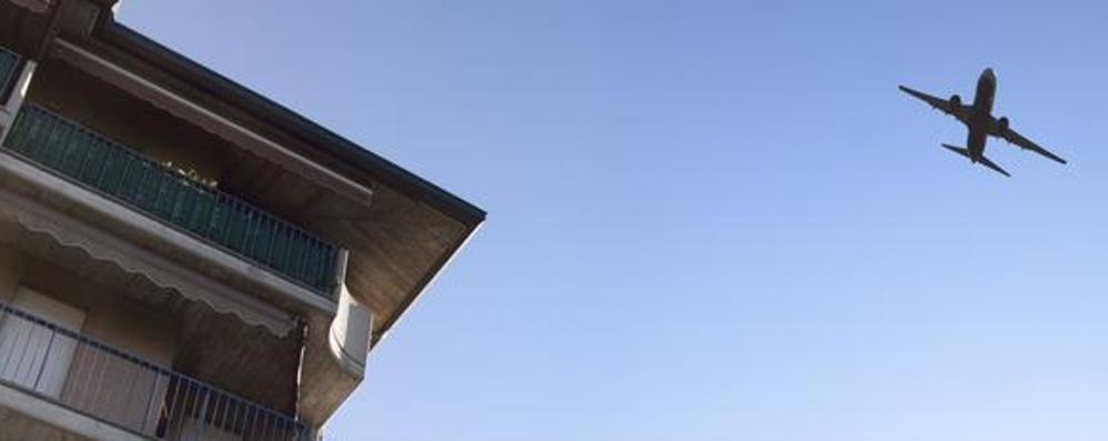 Palazzo Chigi scrive ai sindaci «Orio: il rumore c'è,  l'urgenza no»