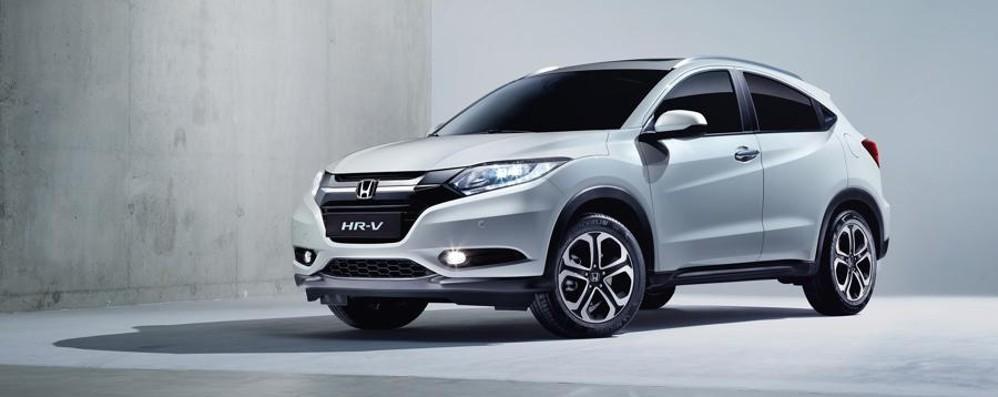 Nuovo Honda HR-V C'è il lancio in estate