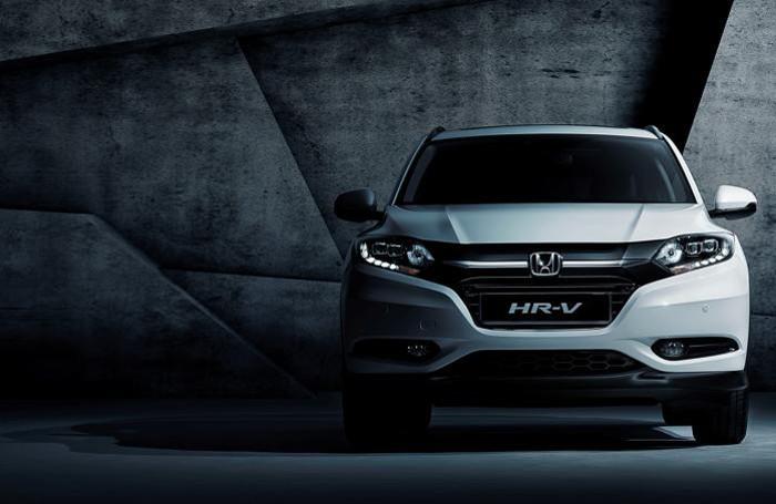 La Honda HR-V
