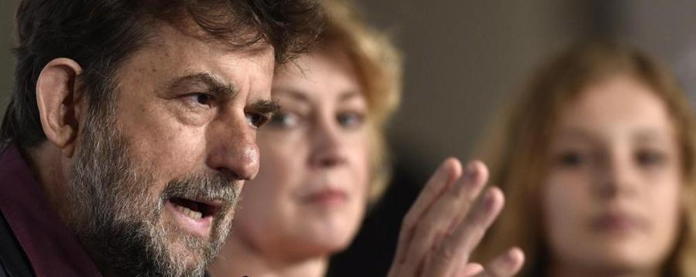 Nanni Moretti al Festival di Cannes «Qui sono solo un film» - L'intervista