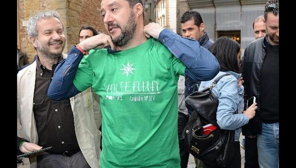 Expo: Salvini annuncia, lunedì in piazza