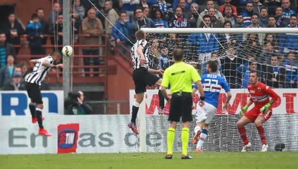 Juventus: Samp battuta ed è scudetto