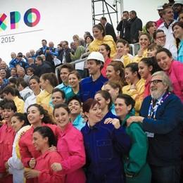 L'Esposizione universale è aperta La giornata - Foto, video e social