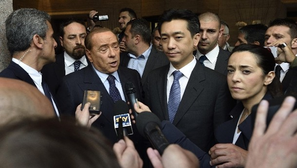 Milan: Berlusconi, potrei tenere il 51%