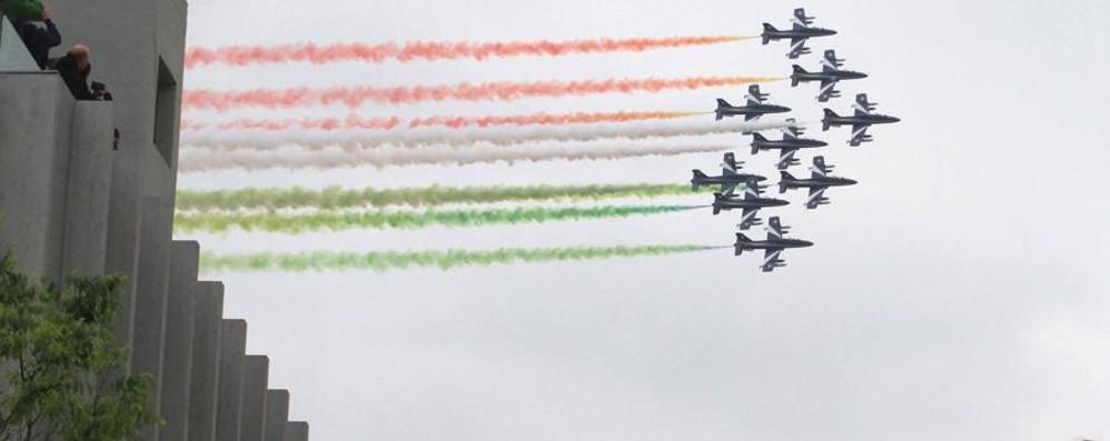Milano si apre al mondo - cronaca e foto Le parole di Papa Francesco e Renzi