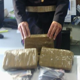 Coppia arrestata con 6,5 kg di cocaina Il valore della droga è di 300 mila euro