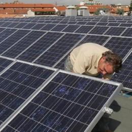 Pannelli fotovoltaici più veloci da installare
