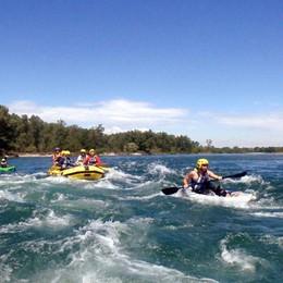 Rafting per tutti sulle acque del Ticino