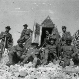 Domenica alle 15, in silenzio in ricordo della 1ª Guerra mondiale
