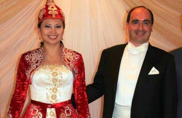 Matrimonio In Kazakistan : Alzano la famiglia abati distrutta da un matrimonio a